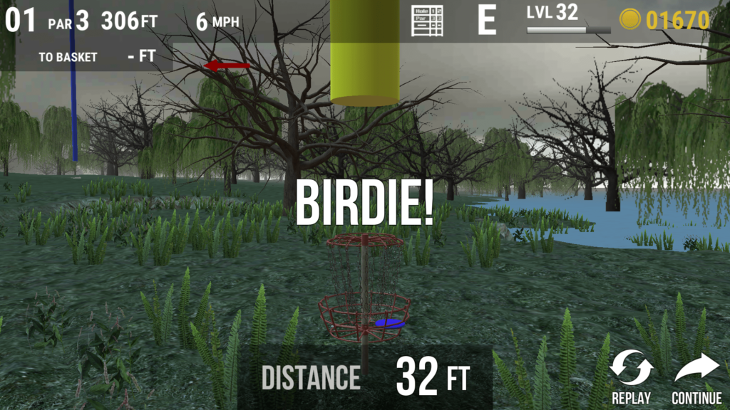 disc-golf-unchained-swampland-biome-disc-golf-video-game